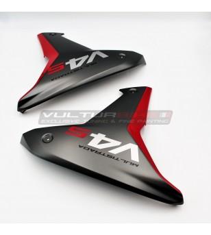 Paneles laterales de diseño especial originales - Ducati Multistrada V4 / V4S
