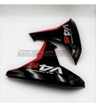 Originales paneles laterales versión brillante - Ducati Multistrada V4 / V4S