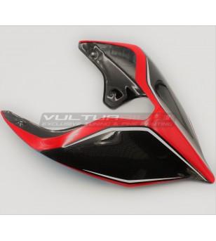 Carbon color design tail -...