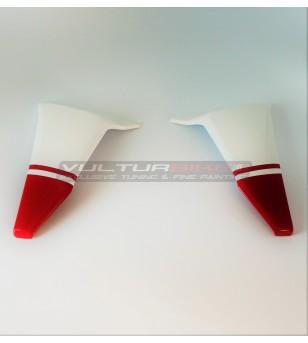 Cubiertas laterales originales del radiador - Ducati Hypermotard 950 SP