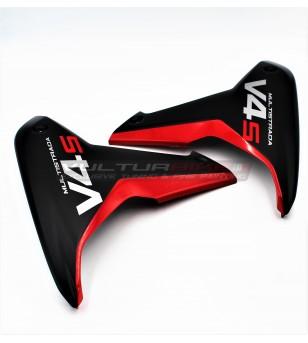 Original side panels versión mate - Ducati Multistrada V4 / V4S