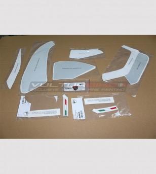 Original Pikes-Peak painting stickers' kit and templates for Ducati Multistrada 1260