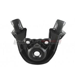 Key carbon block cover - Ducati Streetfighter V4 / V4S