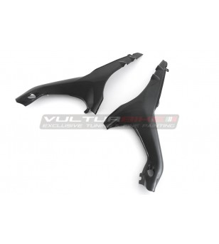 Carbon frame cover set - Ducati Streetfighter V4 / V4S
