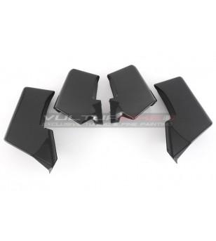 Aerodynamic carbon fin set...