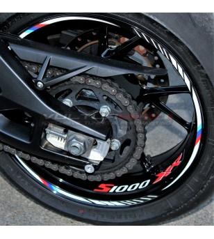 Wheel stickers - BMW S1000XR