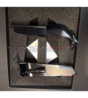 Miroirs arrière Rizoma - Ducati Panigale V4 / V4S / V4R / V2 2020