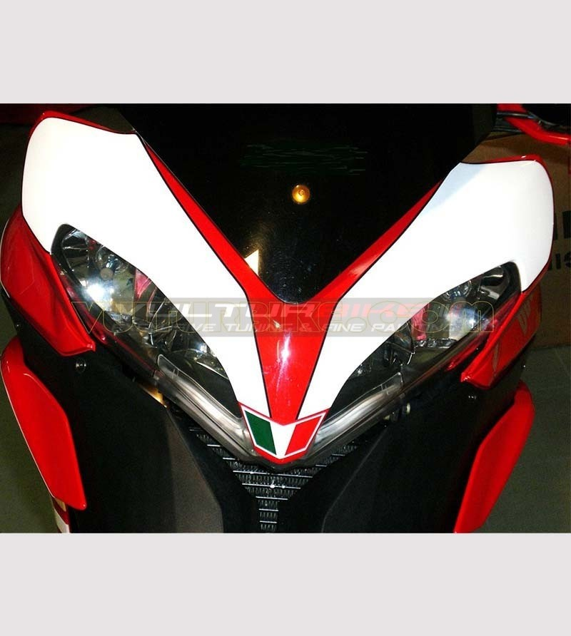 Front fairing's sticker - Ducati Multistrada 1200 2010/2012