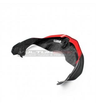 Custom carbon bottom fairing - Ducati Streetfighter V4 / V4S