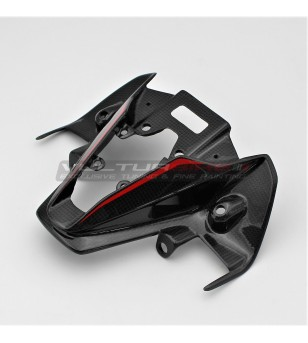 Custom carbon headlight...