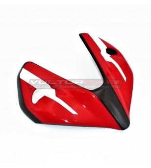 Cupolino in carbonio design personalizzato - Ducati Streetfighter V4 / V4S