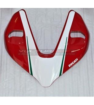 Italian tricolor design fairing sticker - Ducati Streetfighter V4 / V4S