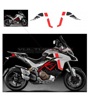 Side fairing stickers -...
