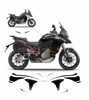 Complete stickers kit for...