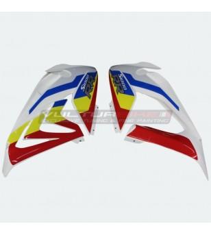Kit complet autocollants multicolores design - BMW S1000RR