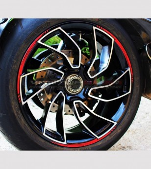 Wheel profile stickers - Ducati XDiavel