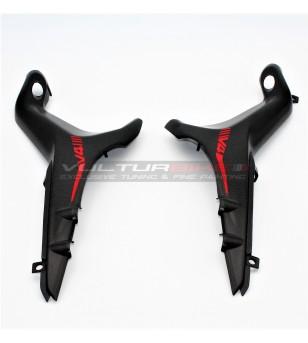 Set cover telaio in carbonio - Ducati Streetfighter V4 / V4S