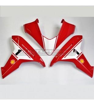 Original Ducati side panels...