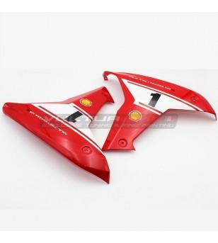 Kit pannelli laterali e cupolino originali Ducati personalizzati - Multistrada V4 / V4S
