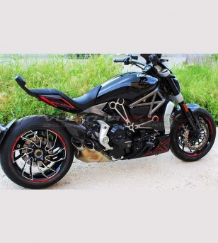 Customizable sticker's kit - Ducati XDiavel