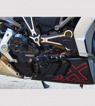 Kits de pegatinas personalizables con perfiles de ruedas - Ducati XDiavel