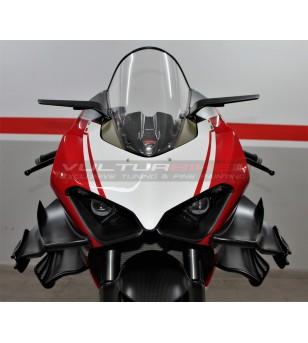 Custom design carbon fairing - Ducati Panigale V4R / V4 / V2 2020 / 2021