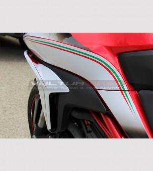 Stickers' kit tricolor design - Ducati Multistrada 950/1200-2015/17