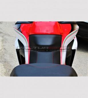 Kit adhesivo de diseño Tricolor - Ducati Multistrada 950/1200-2015/17