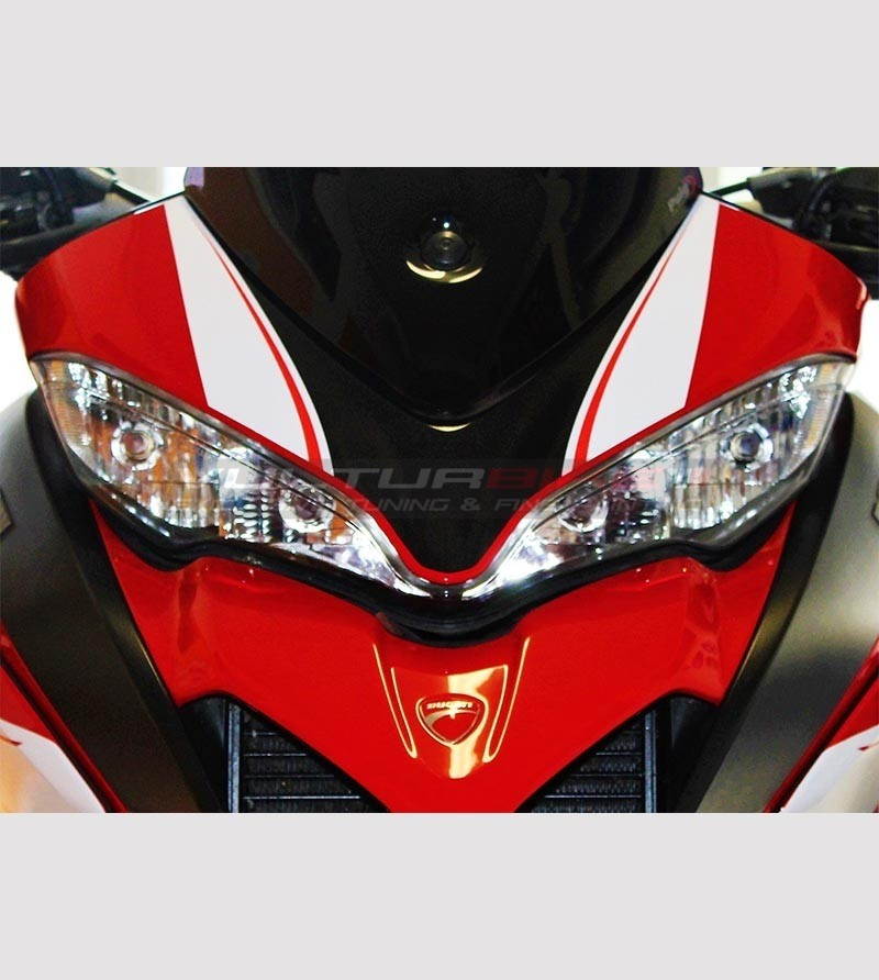Pegatina domo - Ducati Multistrada 950/1200/1260/Enduro