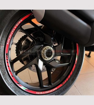 Kits de pegatinas para ruedas - Ducati Monster
