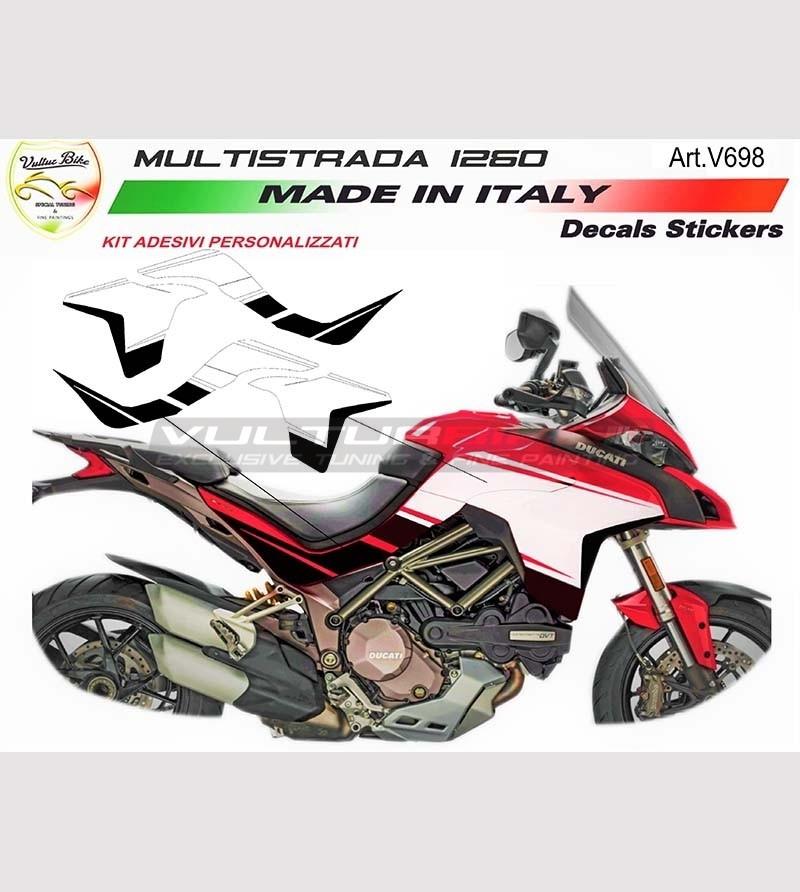 Nuevo kit adhesivo de diseño - Ducati Multistrada 1260