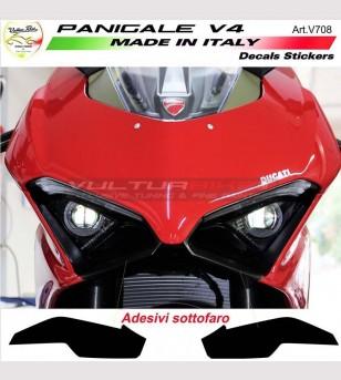 Pegatinas para carenamientos de suelo inferior - Ducati Panigale V4 / V4R