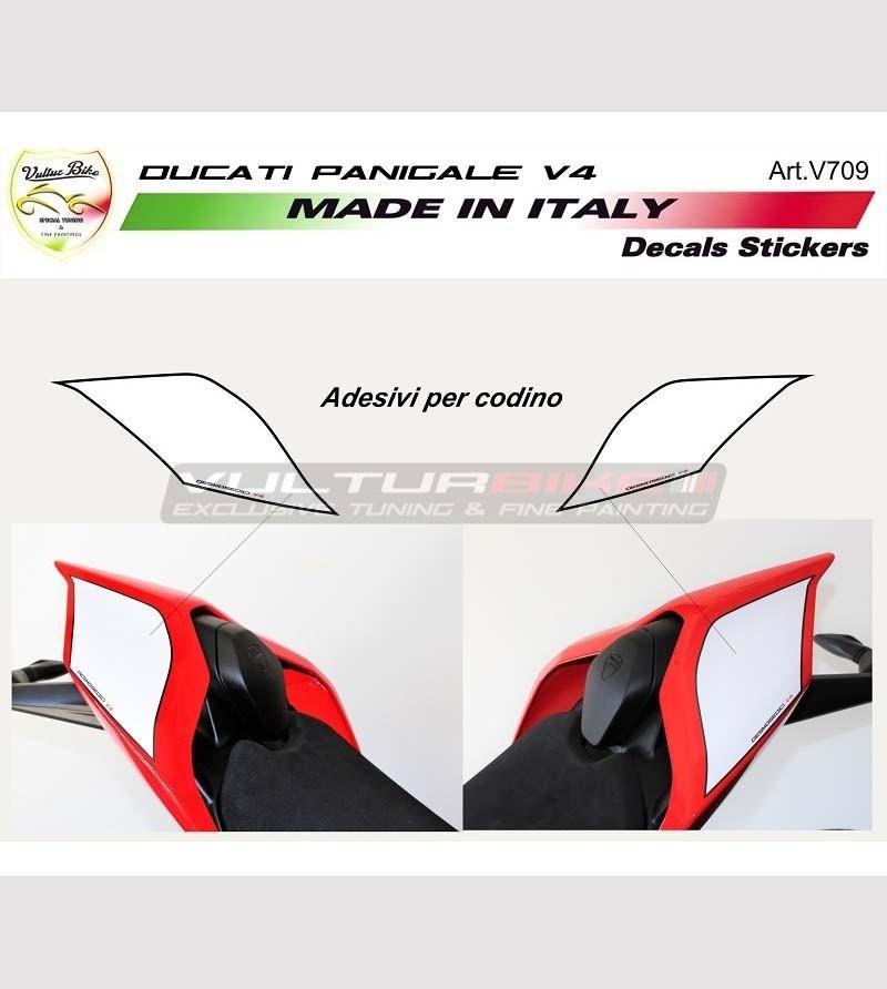 Pegatinas de cola - Ducati panigale V4 / V4R