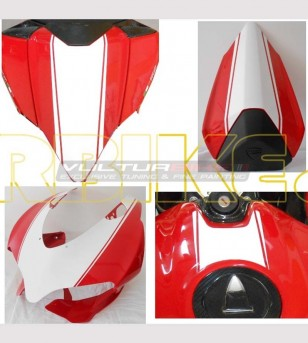 Sticker strip - Ducati...