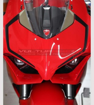 2 front fairing's stickers - Ducati Panigale V4 / V4S / V4R
