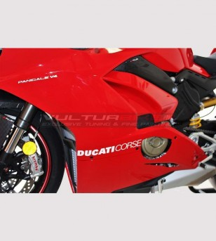2 side fairings' stickers - Ducati Panigale V4