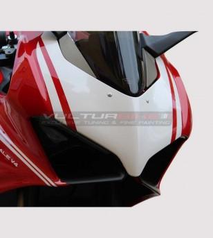 Autocollant de bulle route ou de course - Ducati Panigale V4 / V4S / V4R