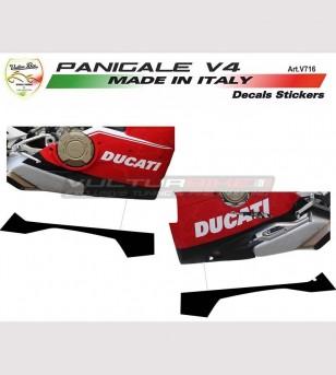 Bandas adhesivas para carenamientos inferiores - Ducati Panigale V4 / V4R
