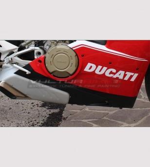 Klebebänder für niedrigere Verkleidungen - Ducati Panigale V4 / V4R