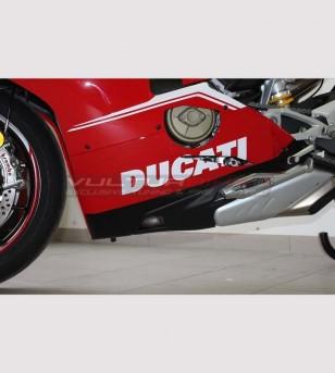 Fasce adesive per carene inferiori - Ducati Panigale V4 / V4R