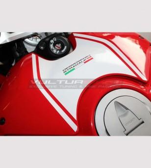 Adesivo personalizzato per cover serbatoio - Ducati Panigale V4 / V4R