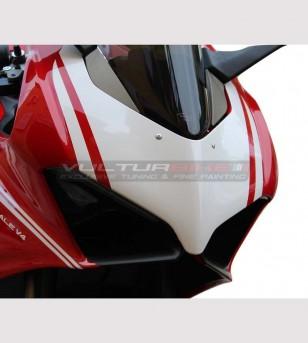 Kit adesivi personalizzati per carene stradali e racing - Ducati Panigale V4