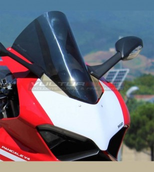 Front fairing number plate sticker  - Ducati Panigale V4 / V4S / V4R