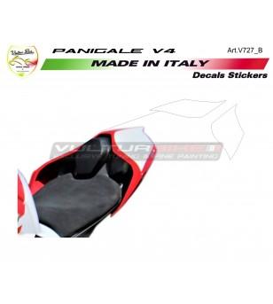Kit de pegatinas de cola personalizable - Ducati Panigale V4 / V4R