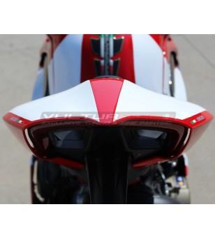 Kit autocollant queue personnalisable - Ducati Panigale V4 / V4R