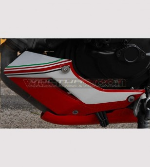 Sticker for engine spoiler - Ducati Multistrada 1200