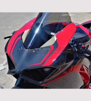 Diseño completo de pegatinas de kit Color - Ducati Panigale V4
