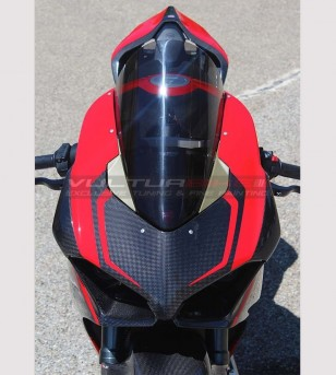 Complete stickers' kit  Color design - Ducati Panigale V4