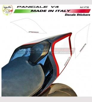 Adesivi per codino Desmosedici Stradale - Ducati Panigale  V4 / V4S / V4R