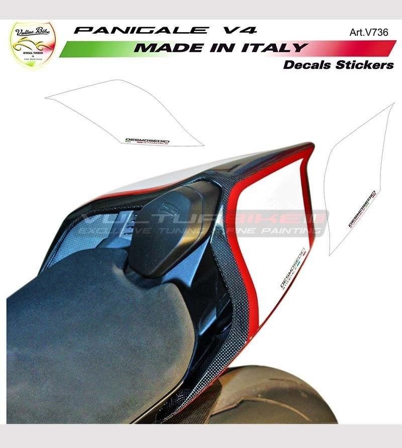 Pegatinas para Tail Desmosedici Stradale - Ducati Panigale V4 / V4S / V4R